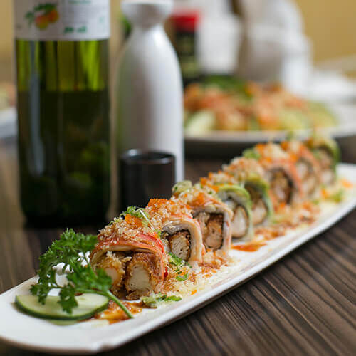 best sushi restaurant in magnolia texas
