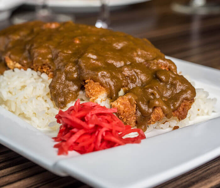 Chicken Katsu Curry, Best Restaurant, Montgomery