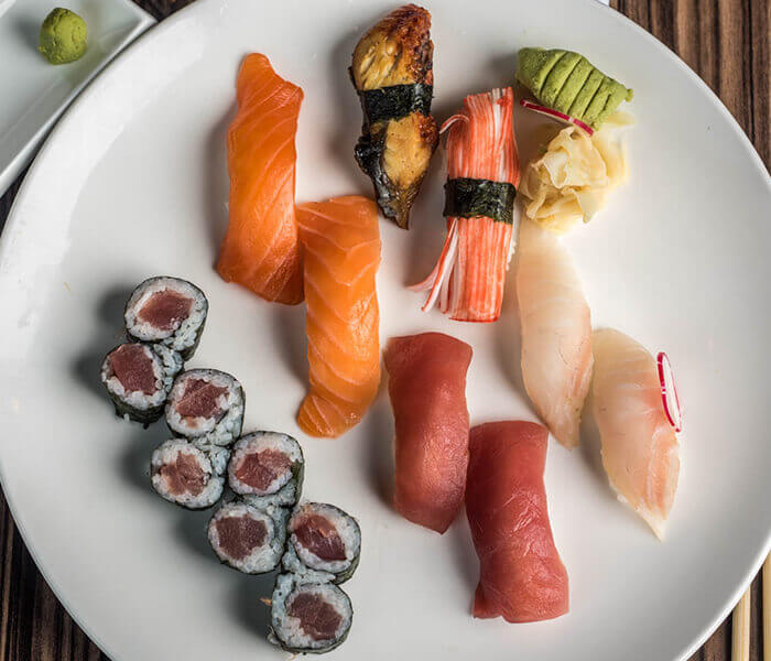 Sushi Combo B, Best Restaurant, Woodforest